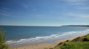 Filey Beach North Yorkshire - Spring Willows Boutique Holiday Park near Filey Beach North Yorkshire