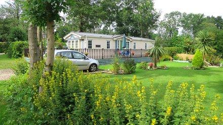 North Yorkshire holidays - Thirkleby Hall Caravan Park, North Yorkshire