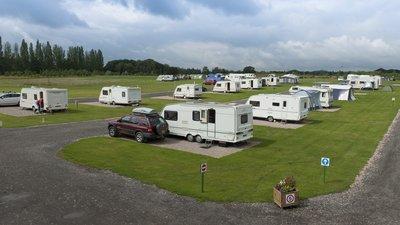 Photo of Drayton Manor Park Camping and Caravanning Club Sit