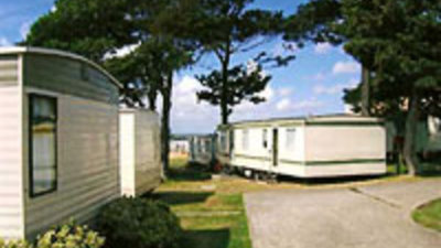 Picture of Pegwell Bay Caravan Park, Kent, South East England - Static holiday homes in Kent