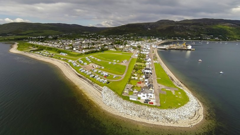 Broomfield Holiday Park Ullapool