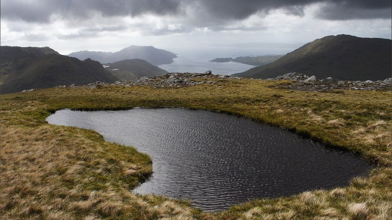 Knoydart - Loch Nevis from Meall Buidhe west ridge (© Photo by Ted and Jen (https://www.flickr.com/photos/tedandjen/))