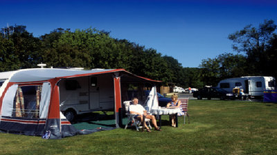 Picture of Northbrook Farm Caravan Club Site, West Sussex, South East England