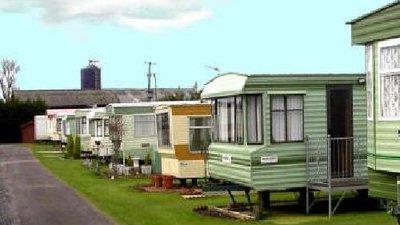 Picture of Blue Dial Caravan Park, Cumbria