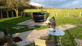 Lake District glamping - Hot tub holidays at Low Moor Head, Cumbria