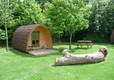 Our glamping pod