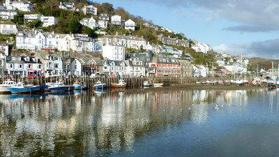 West Looe (© By DeFacto (Own work) [CC BY-SA 4.0 (http://creativecommons.org/licenses/by-sa/4.0)], via Wikimedia Commons (original photo: https://commons.wikimedia.org/wiki/File:West_Looe.jpg))