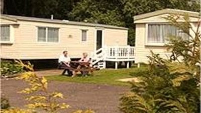 Our holiday homes on the site