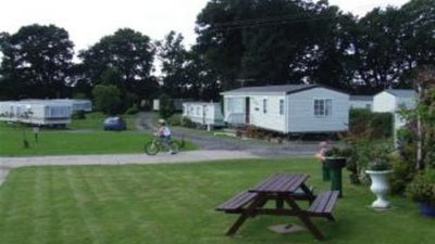 Our holiday homes on the park