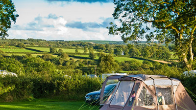 Picture of Cardigan Bay Camping and Caravanning Club Site, Ceredigion