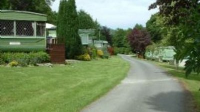 Picture of Pentre Ucha Caravan Park, Shropshire, Central North England - Static holiday homes in Nr Oswestry