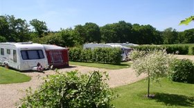 Picture of Hill Cottage Farm Camping & Caravan Park, Hampshire