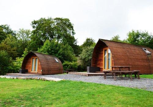 Photo of Camping pod: 4-Berth Glamping Pod