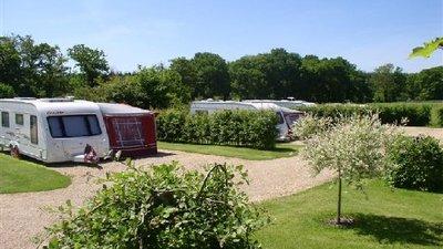 Picture of Hill Cottage Farm Camping & Caravan Park, Hampshire