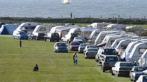 Tourers on the park - Located in a beautiful area, this touring park has touring facilities