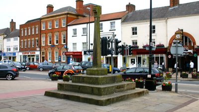 Northallerton Cross (© By Chrisloader (Own work) [CC BY-SA 3.0 (https://creativecommons.org/licenses/by-sa/3.0)], via Wikimedia Commons (original photo: https://commons.wikimedia.org/wiki/File:Northallerton_Cross.JPG))