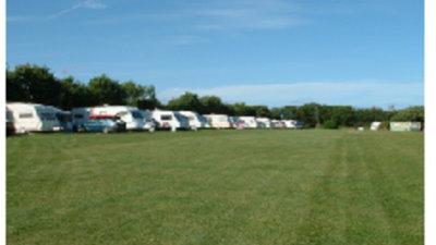 Picture of Hendre Eynon Caravan Park, Pembrokeshire, Wales