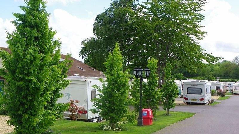 Fairways Holiday Park - On the park (Fairways Holiday Park)