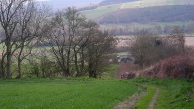Footpath down to Lydbury North  (© © Copyright Row17 (https://www.geograph.org.uk/profile/17899) and licensed for reuse (http://www.geograph.org.uk/reuse.php?id=1232144) under this Creative Commons Licence (https://creativecommons.org/licenses/by-sa/2.0/).)