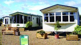 The Cascade Leisure Caravan Show-ground. The Isle of Sheppey's biggest and best one stop caravan shop! - The Isle of Sheppey's biggest and best one stop Caravan shop!