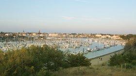 Saint Gilles Croix de Vie port soir (© By Rundvald (Own work) [Public domain], via Wikimedia Commons)