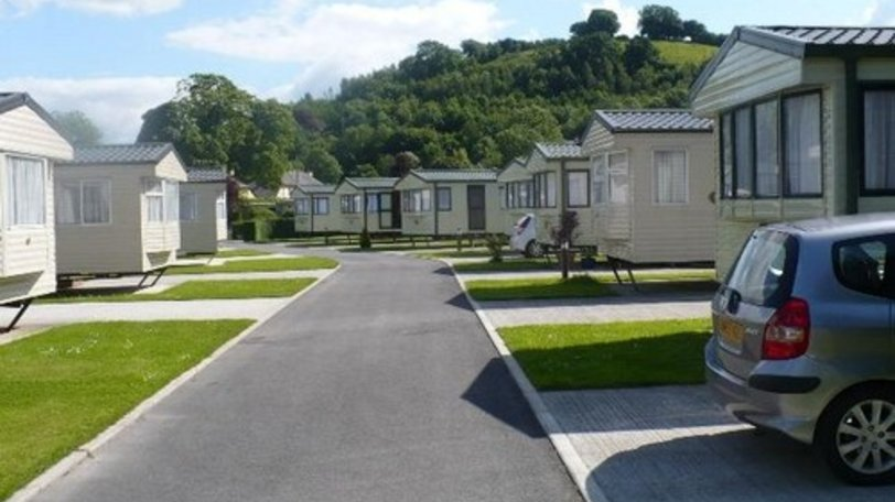 Picture of holiday homes at Lemonford Caravan Park, Devon, South West England