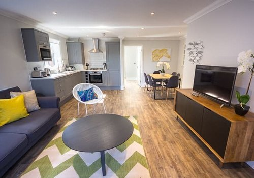Photo of Lodge: 3-Bedroom Premium Cottage, Pet Friendly, Sleeps 6