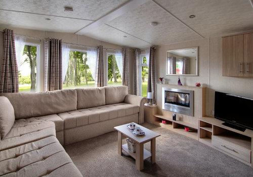Photo of Holiday Home/Static caravan: 2018 Model 3 Bed Gold Caravan