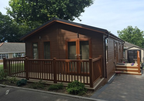 Photo of Holiday Home/Static caravan: Omar  Westfield Lodge