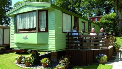 Our static caravans