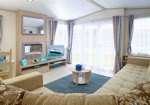 Photo of Holiday Home/Static caravan: 2 Bed Classic Extra 12' Wide Caravan