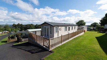 Holidays in Hexham - Causey Hill Caravan Park, Northumberland