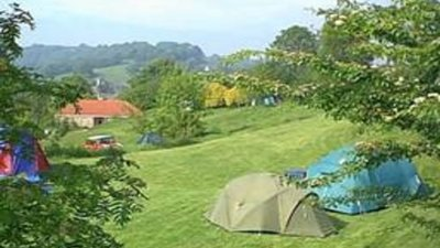 Picture of Hook Farm Camping & Caravan Park, Dorset, South West England
