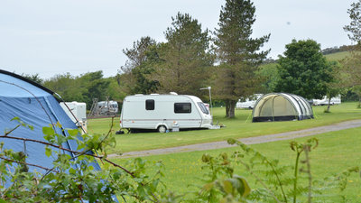 Picture of Lynton Camping and Caravanning Club Site, Devon