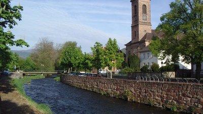 Issenheim (© By Rémi Stosskopf (Own work) [Public domain], via Wikimedia Commons)