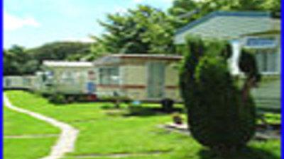 Picture of Castle Caravan Park, Cornwall, South West England