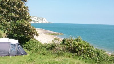 Picture of Folkestone Camping and Caravanning Club Site, Kent