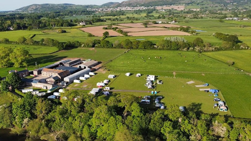 Holidays in North Wales - Abbey Farm Caravan and Camping Park