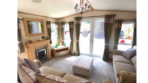 Photo of Holiday Home/Static caravan: ABI Beaumont