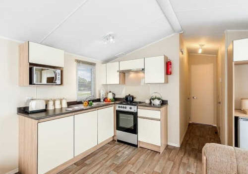 Photo of Holiday Home/Static caravan: 3-Bed Willerby Minster