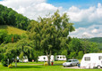 Picture of Smithy Caravan Park, Powys, Wales