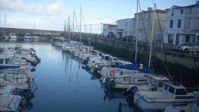 Port de La Flotte, Ile de Ré (© By Mariiwakura (Own work) [CC0], via Wikimedia Commons)