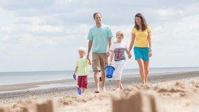 Beach Stroll - Take a stroll on our beach