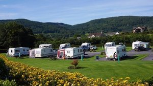Practical Caravan Top 100 Sites Guide – Bron Derw Touring Caravan Park 1