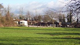 Lovely park area