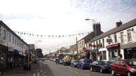 Whitchurch, Cardiff (© By Welshleprechaun [Public domain], via Wikimedia Commons)