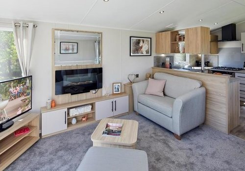 Photo of Holiday Home/Static caravan: Willerby Ellesmere
