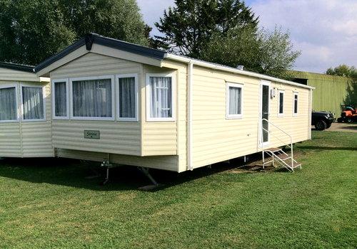 Photo of Holiday Home/Static caravan: Delta Sienna