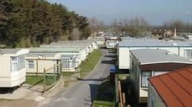 Picture of Kinnoull and Pinmoor Caravan Site, Somerset, South West England - Static holiday homes in Kinnoull and Pinmoor