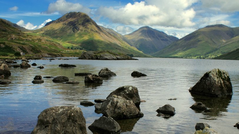 Lakes and mountains - The Lake District, Cumbria